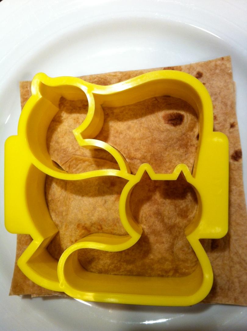 Sandwich Cutter