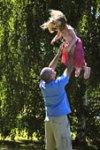 da&daughter in park
